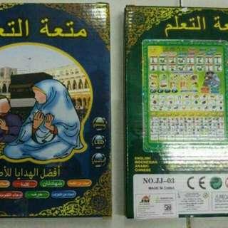 Ipad 3 bahasa (Arab, Indonesia, Inggris)
