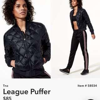 League Puffer jacket