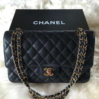 Chanel double flap medium