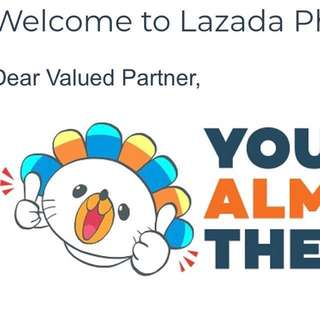 WE ARE NOW A PARTNER OF LAZADA‼️ ✅Legit Seller