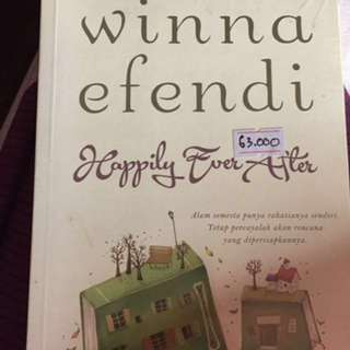 Novel Winna Efendi