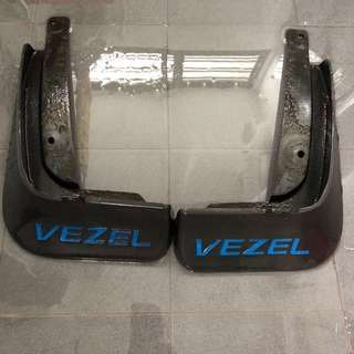 Vezel Rear mud guard (left & right)