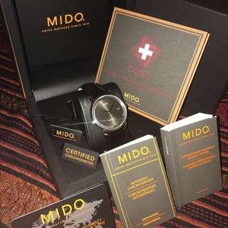 Mido 男裝自動手錶 39mm