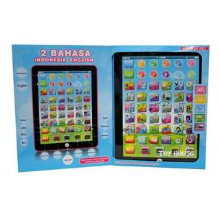 Playpad Mini 2 Bahasa Mainan Anak Edukasi