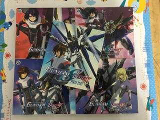 Gundam Seed Destiny VCD