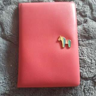 Passport Case PINK NBU
