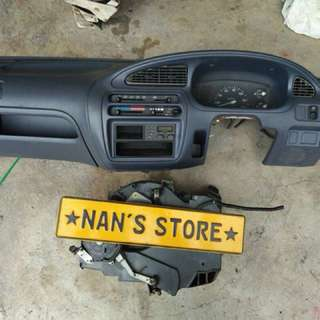 Japan Mira l5 dashboard For kancil