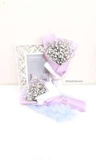 Fresh Flower 🌼 White Baby's Breath Bouquet