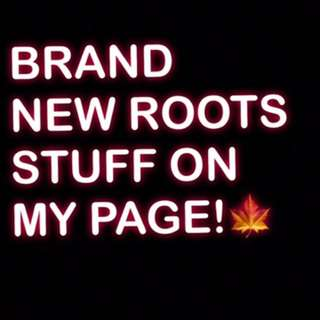 Brand new roots clothes
