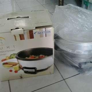 #MakinTebel YUKI Multipurpose Cooker by Inextron