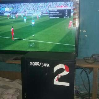 "LED 32"" dan PC komputer buat PS3"