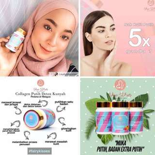 Whitening & detox collagen