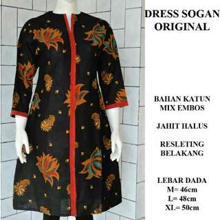 Dress Sogan Original