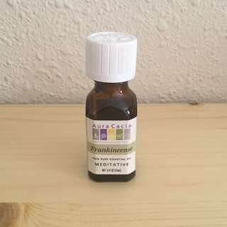 Aura Cacia Frankincense Essential Oil