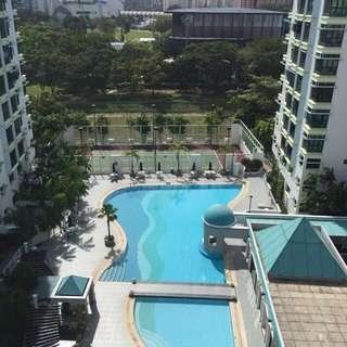 Pasir Ris Eastvale condo master Room