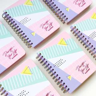 25% OFF!! Design Your Life 2018 Planner