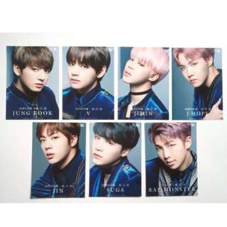 ON HAND BTS BLOOD SWEAT AND TEARS PC