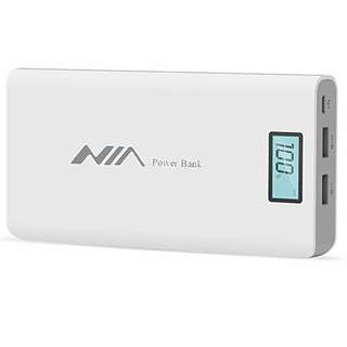 NIA 20000 MAH Powerbank with Free Random Item