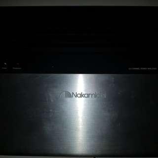 Nakamichi 2 CH amp