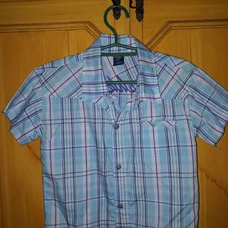 OSHKOSH polo for 2-3 y/o (size 2)