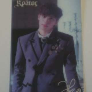 [RARE] VIXX The Closer Kratos Broadcast Photocard