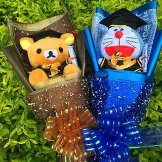 Graduation Soft Toy Bouquet