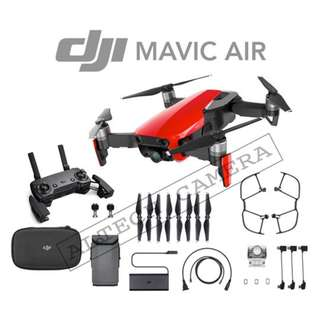 DJI MAVIC AIR (STANDARD)  **3 DAYS CNY SPECIAL PROMOTION**