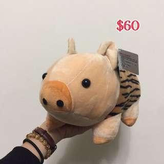 🚚 小豬 玩偶