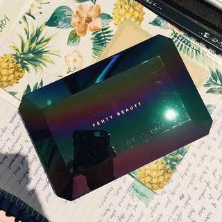 Galaxy Eyeshadow Palette FENTY