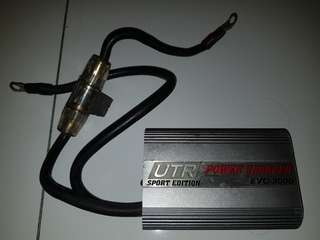 UTR Power charger Evo 3000