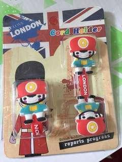 英國倫敦電話線整理