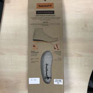 Timberland Anti-Fatigue Smartwood Footbed