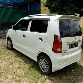 Karimun wagon type GL tahun 2014 ..pajak mati bulan 12 2017