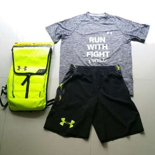 Under Armour 3in1 Package