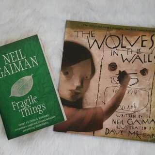 Neil Gaiman's Books