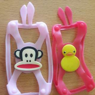New Bumper Jelly Karakter For Handphone Take All