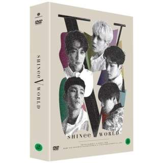 SHINEE WORLD TOUR V DVD