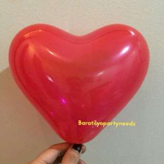 25 pcs Heart Balloon