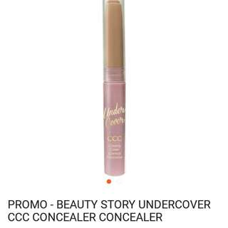 Concealer beauty story