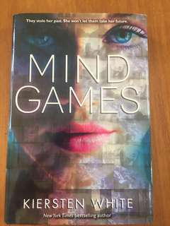 Mind Games by Kirsten White