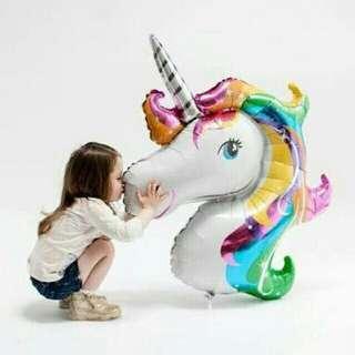 Unicorn Big balloon