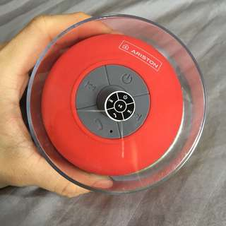 Suction Waterproof Bluetooth Speaker