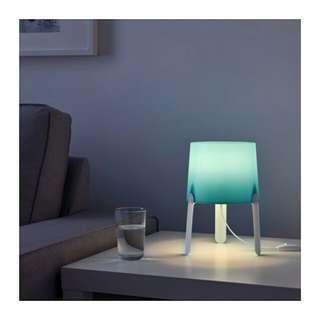 Ikea tvars lampu meja