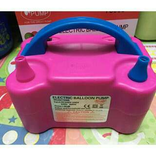Sale Electric Balloon pump!!!