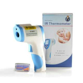 FREE POS Ready Stock Digital Infrared Thermometer Non-contact Gun Type