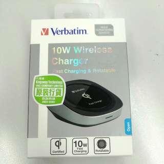 Verbatim 10w wireless charger