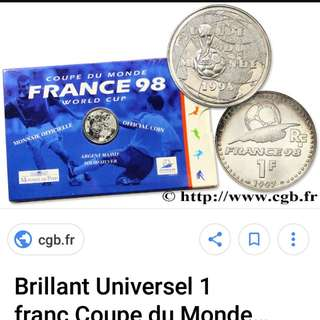 Price reduced..France 98 world cup