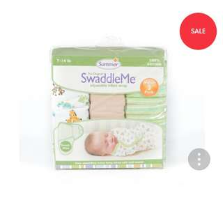 Swaddle by Summer SwaddleMe