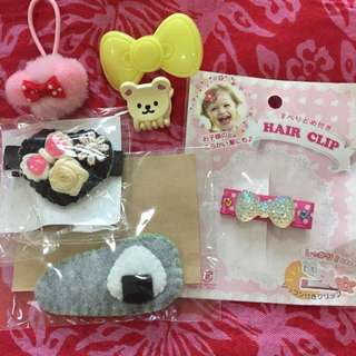 Baby Hair Accessory set