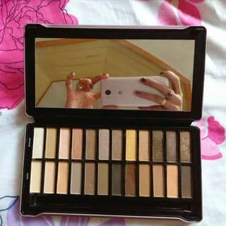 ModelsPrefer Eyeshadow Palette